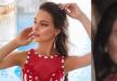 ليس فقط جورجينا رزق.. مايا رعيدي تشبه ملكة جمال فائقة الجمال