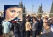 باقة: تودع الشابة شيراز عويسات ضحية حادث الدهس أمس