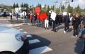 مظاهرات في عدة مناطق واغلاق شوارع واستعدادات لمظاهرة الغد في طمرة