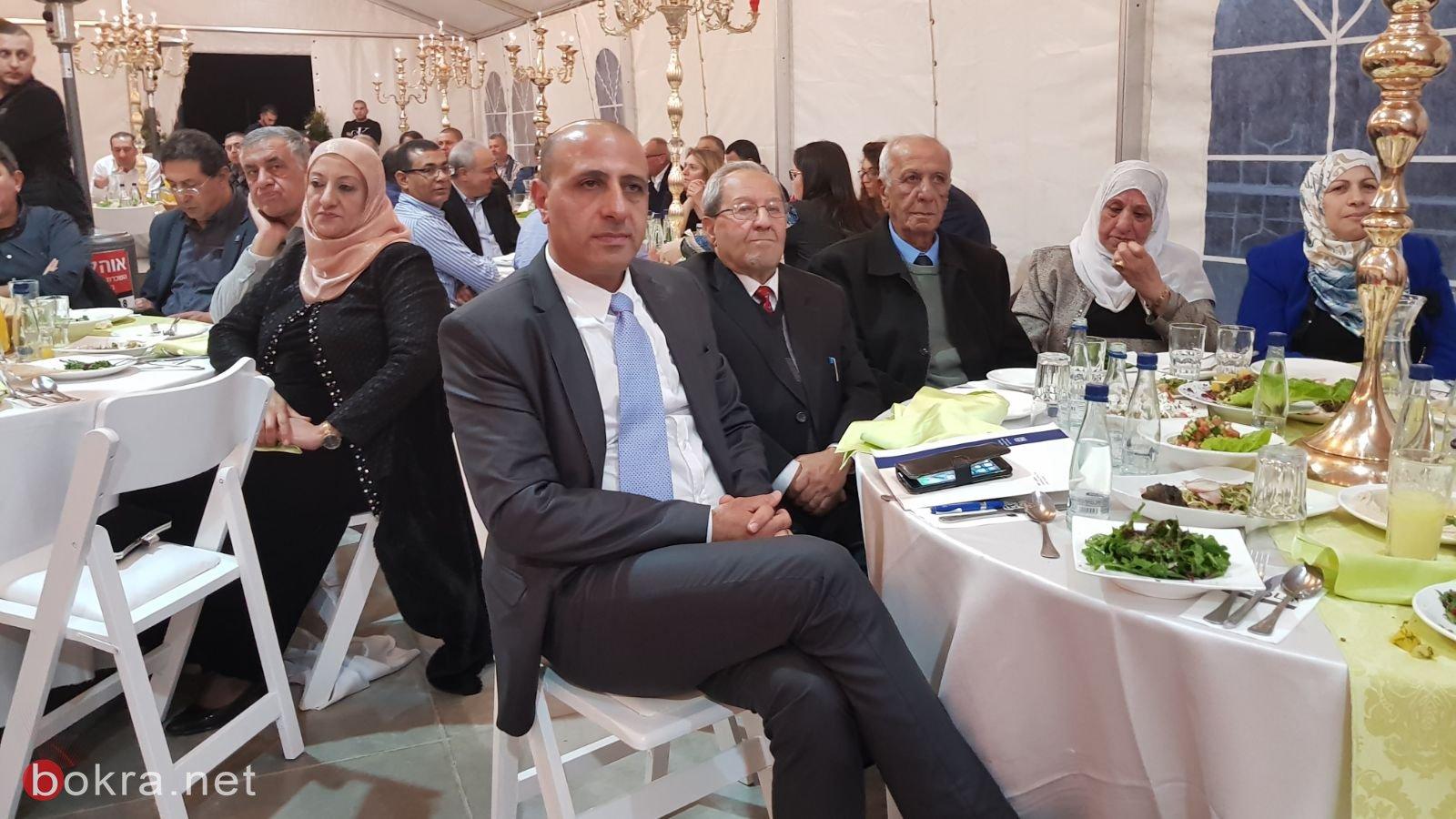 تكريم خاص لايمن سيف واعلان تمديد وظيفته ل ٣ اشهر