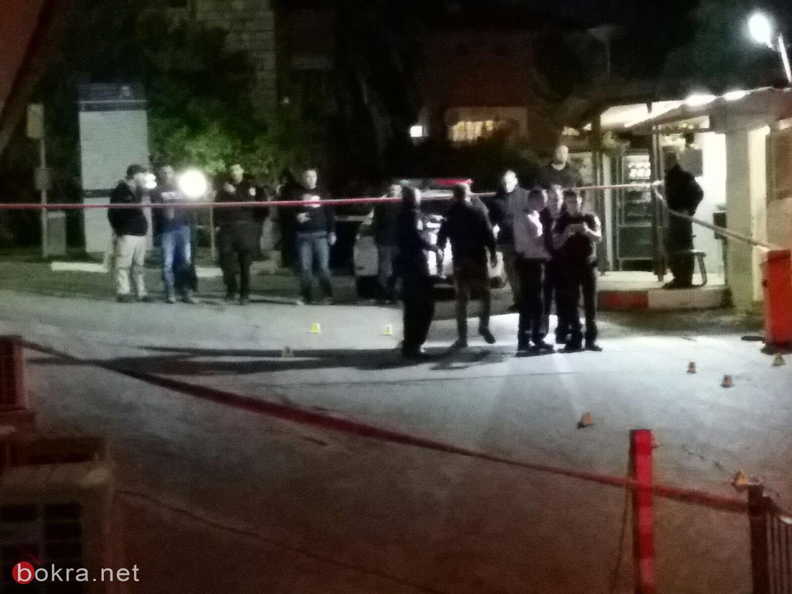 اصابة بالغة لرجل امن نصراوي في مستشفى جراء تعرضه لاطلاق نار