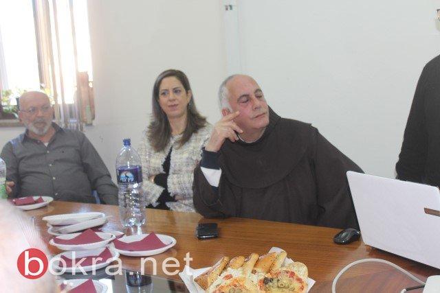وزارة التّربية: زيارة مدير عام الوزارة للمدارس الأهلية المسيحية، سابقة تاريخية