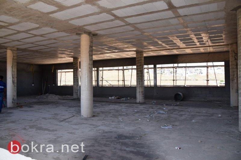 الناصرة، المدرسة الشاملة في حي الجليل بمراحلها الأخيرة .. خطوة جديدة ورائدة قي ملف التربية والتعليم
