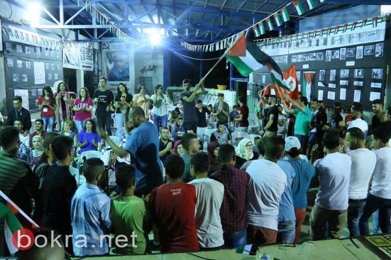 جمعية انماء تشارك في مهرجان فرخة الدولي الرابع والعشرون للشباب
