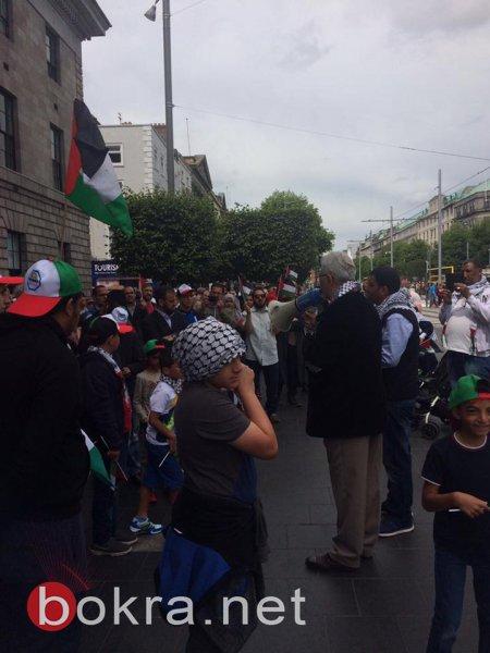فلسطينيو أوروبا ينخرطون في معركة الدفاع، ويحتفلون بالإنجاز التاريخي للقدس والأقصى