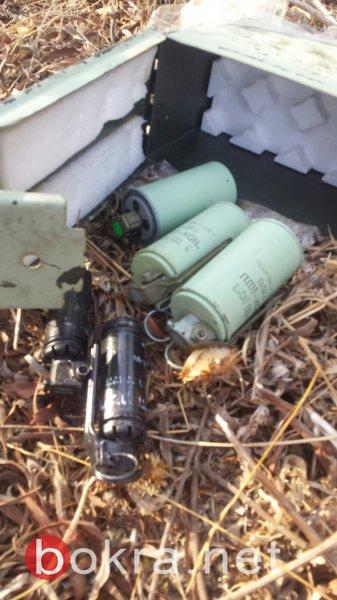 الشرطة: ضبط اسلحة في عدة مدن وقرى في الشمال