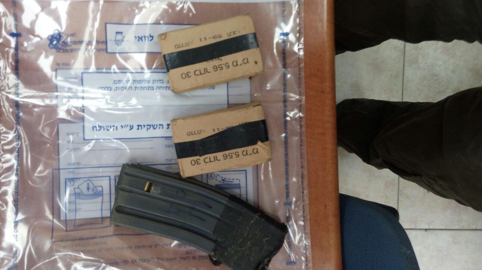 الناصرة: ضبط مخدرات، واسلحة ولحوم فاسدة ومتسولين واعتقال مشتبهين