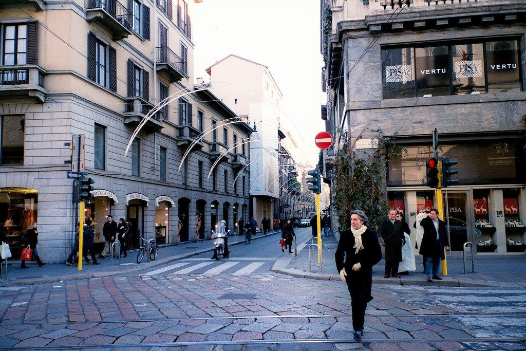 ميلانو بانتظارك.. لتجربة تسوق مميزة
