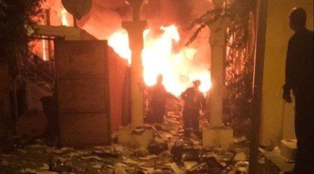 تمديد اعتقال صاحب الدكان الذي احترق في يافا .. الشبهة: أحرقه للحصول على تعويضات فتسبب بكارثة!