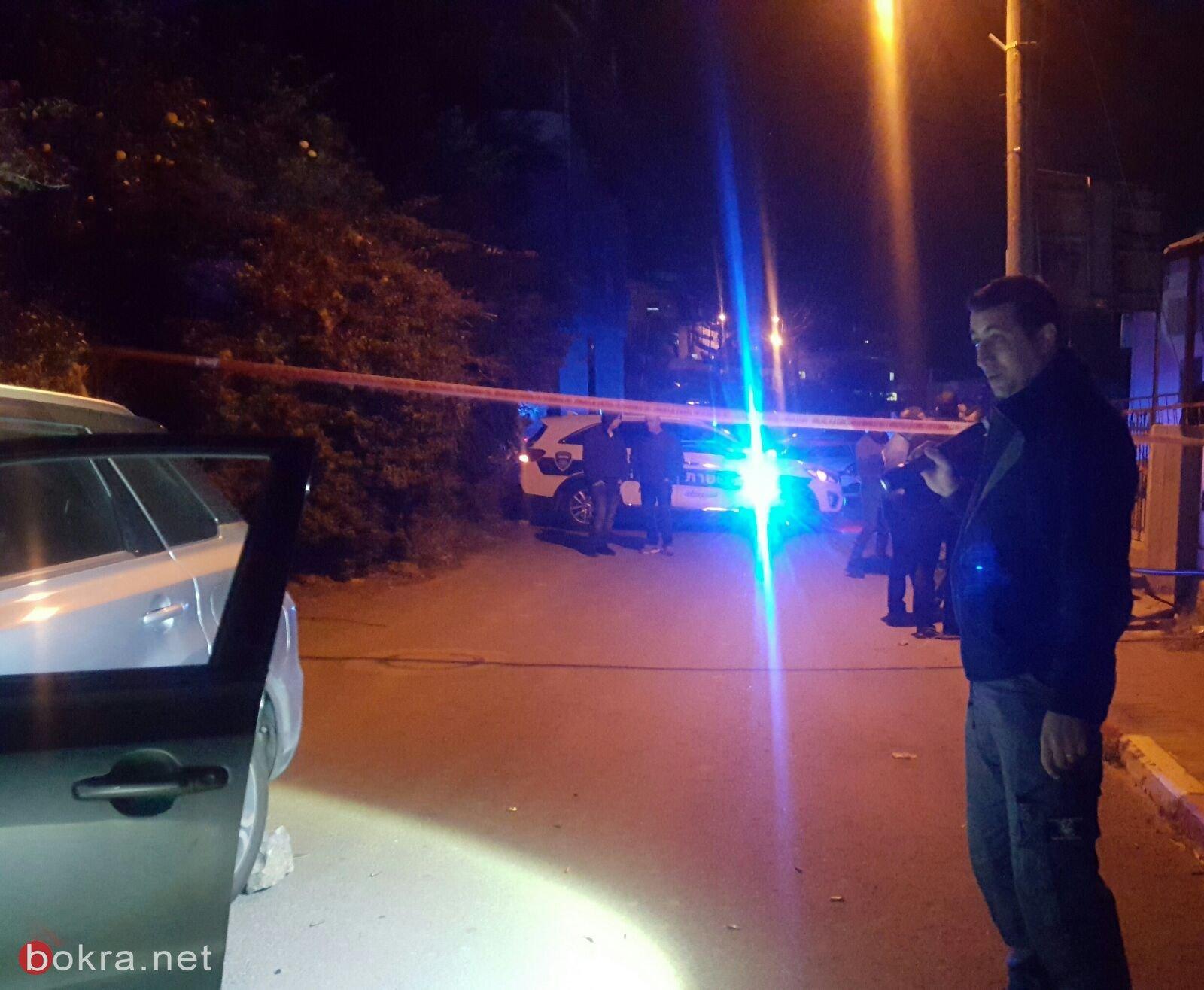 مقتل الشاب سعيد قبلان (30 عامًا) من بلدة بيت جن جراء اطلاق نار