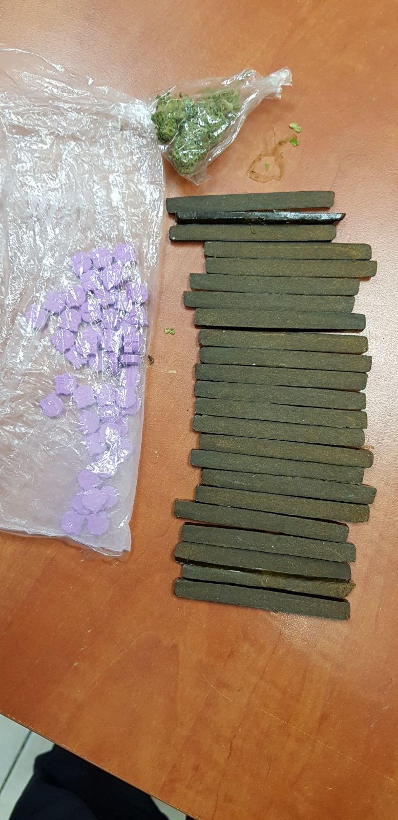 توقيف 3 متهمين من سكان دير الأسد بتهمة تجارة المخدرات منهم قاصر