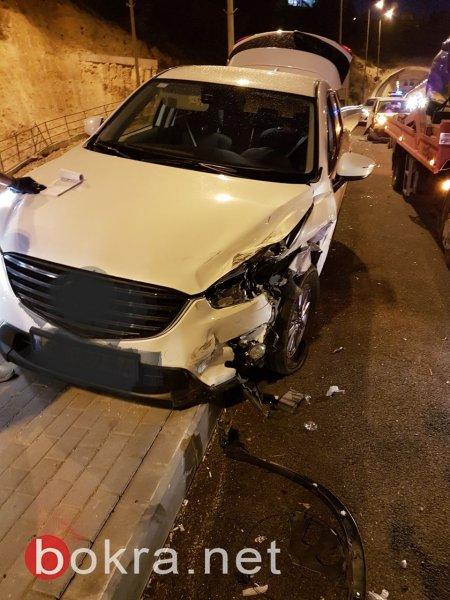 القدس واعتقال 4 مشتبهين افراد عصابة سرقات منازل