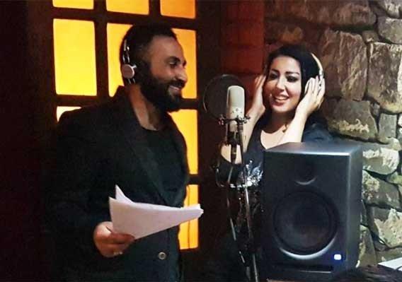 بعد خبر زواجهما..سمية الخشاب وأحمد سعد في ديو غنائ
