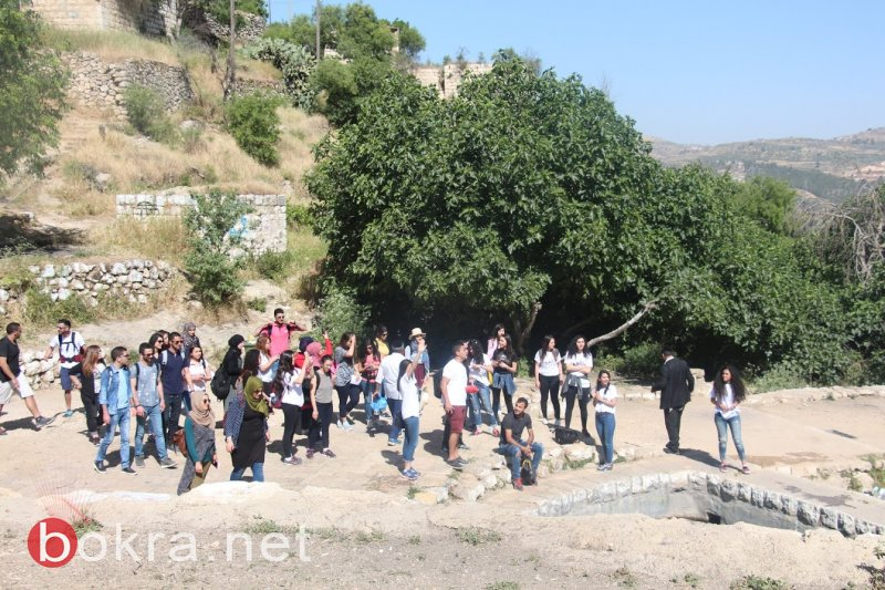 من الطنطورة إلى لفتا: ال التعريف تعرّف الطلاب على تاريخ قرى مهجّرة