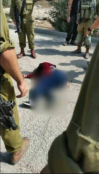 استشهاد الفتاة نوف انفيعات متأثرة بجروح أصيبت بها أمس قرب يعبد