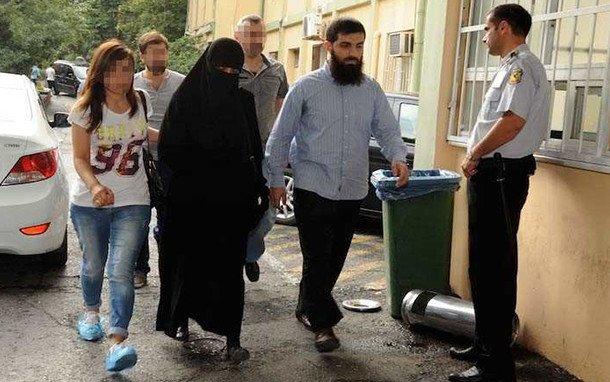 داعش يفتتح مسجدا في تركيا !