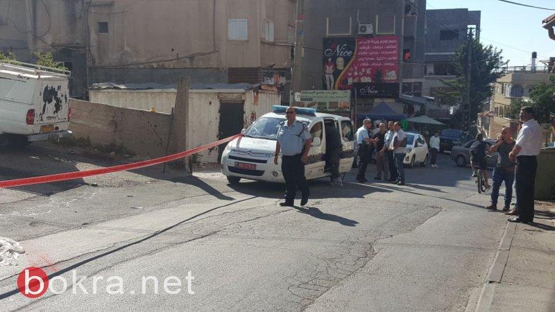 مصرع عمار علاء الدين (23 عاما) واصابة اثنين ، خلال شجار جيران عنيف بالناصرة