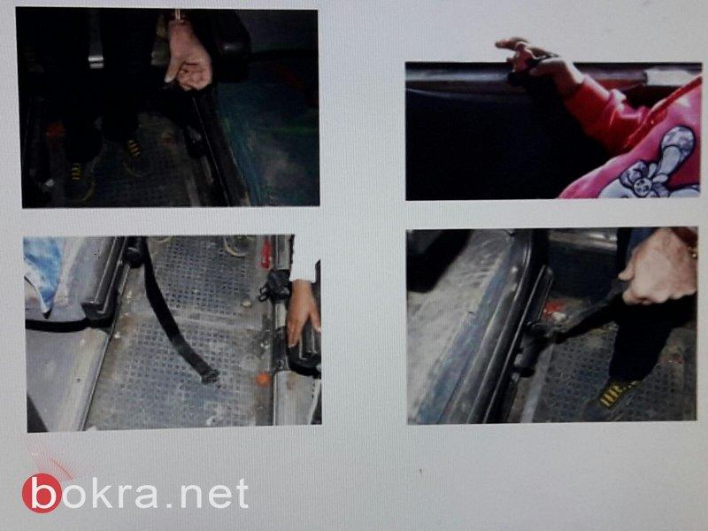وزارة التربية والتعليم في حملة لفحص حافلات الطلاب بالنقب: أضرار وأعطاب تشكل خطرًا على سلامة الطلاب