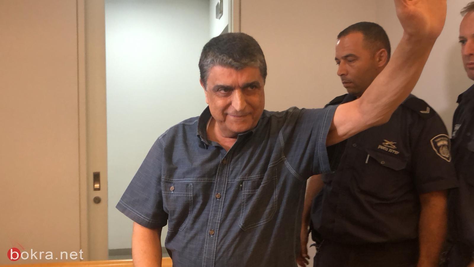 بدء جلسة مناقشة لائحة الاتهام للقيادي رجا اغبارية