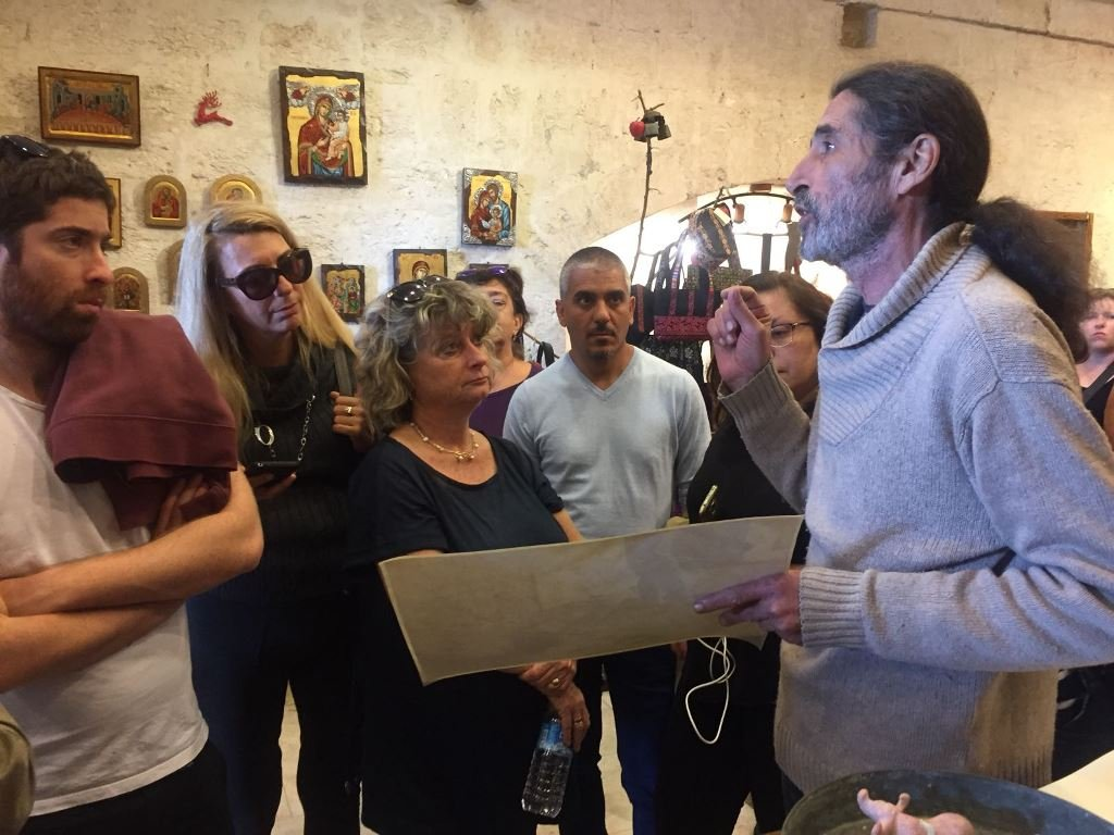 جمعية الناصرة تستقبل 50 صحفيا للترويج لمدينة الناصرة!