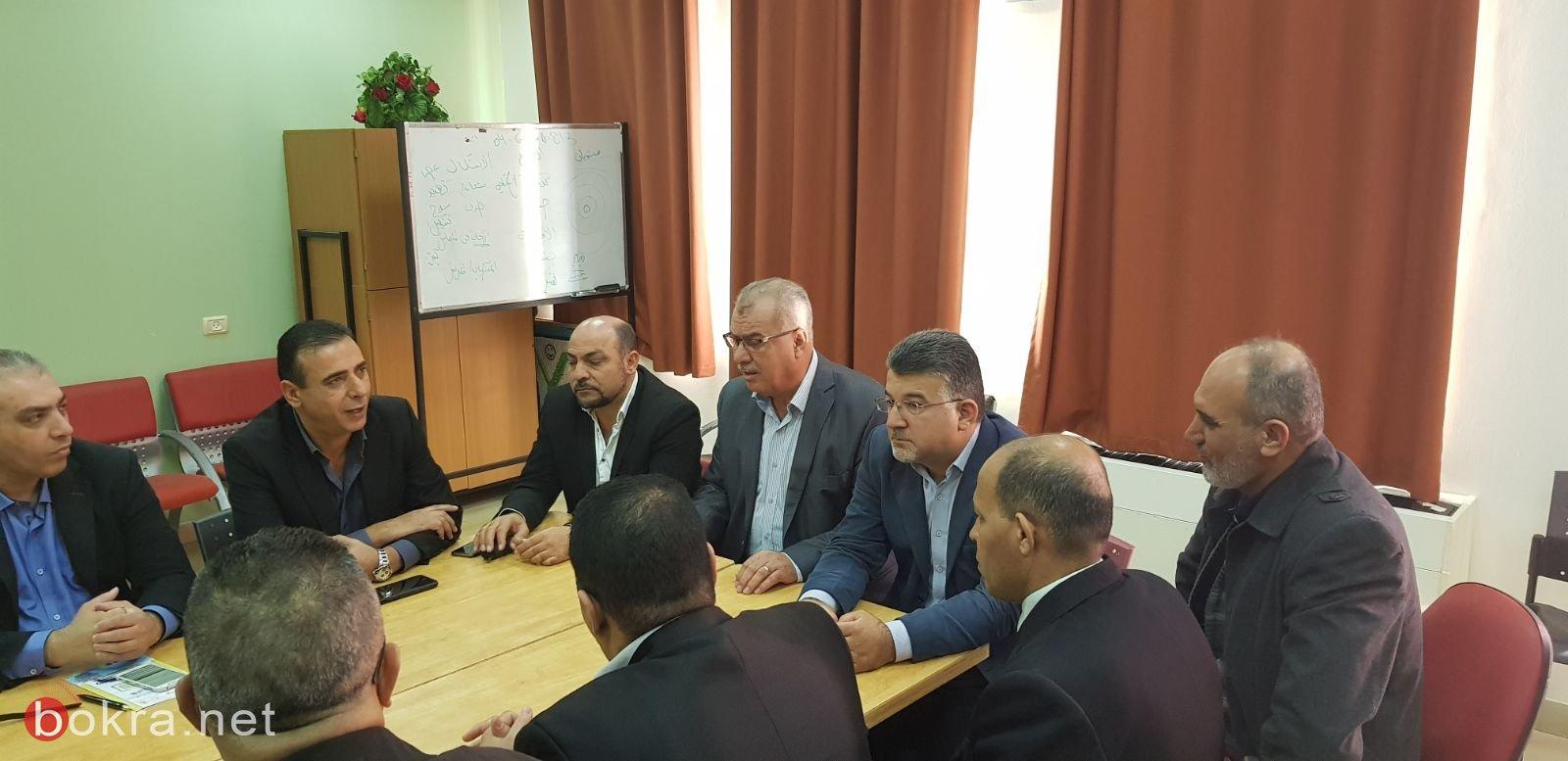 المنتدى الحقوقي في لجنة المتابعة يتداول في شكل تطوير المرافعة الدولية