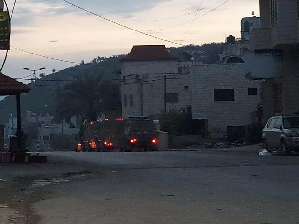 بحثًا عن المواطن جرار.. الاحتلال يشن عملية عسكرية على جنين