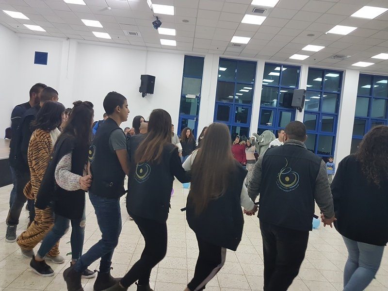 جمعية انماء في برنامج ترفيهي مميز في قرية عين ماهل