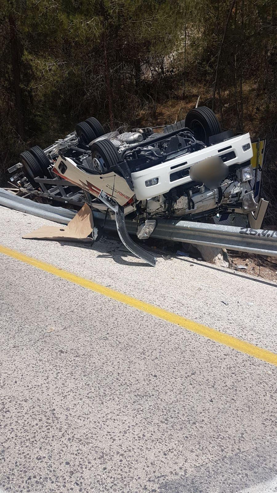حادث طرقات شمالي البلاد ومصرع سامر غطاس من حيفا