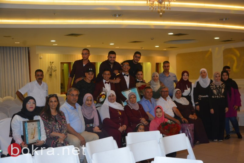 ثانوية بستان المرج الشاملة تخرّج الفوج الرابع من طلابها بأجواء بهيجة