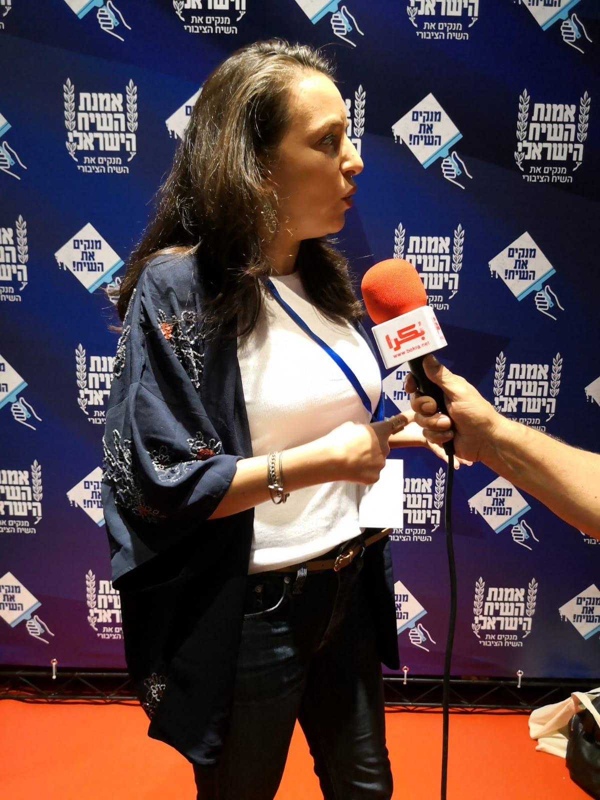 الإعلامية لوسي هريش: حل قضايا مجتمعنا يأتي من داخلنا، وليس من الآخرين!
