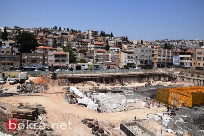 بلدية الناصرة: ملامح القصر الثقافي في المدينة بدأت