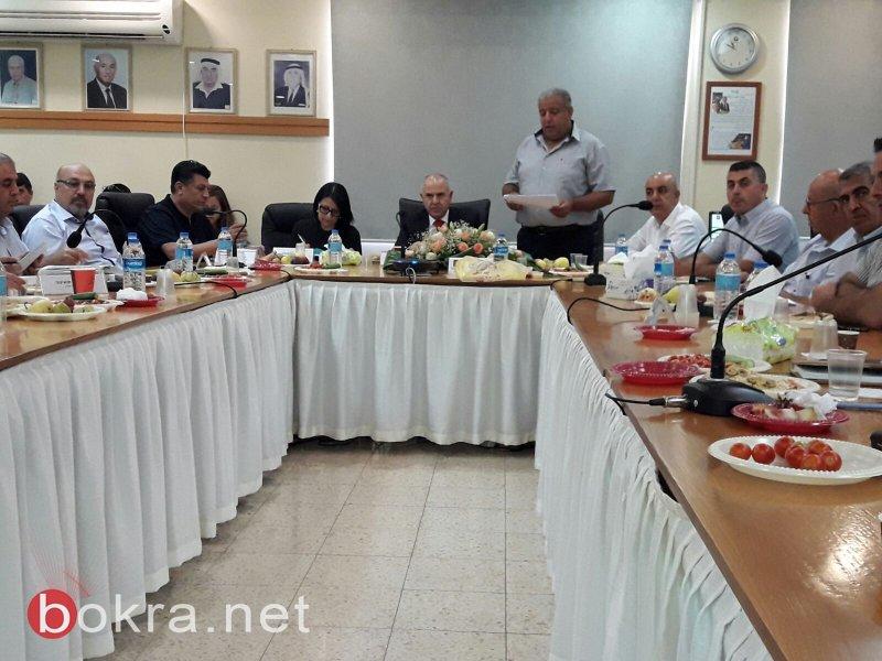 مدير عام وزارة المعارف يزور اكسال، يافة وطرعان ويفتتح مدرسة بعيلوط
