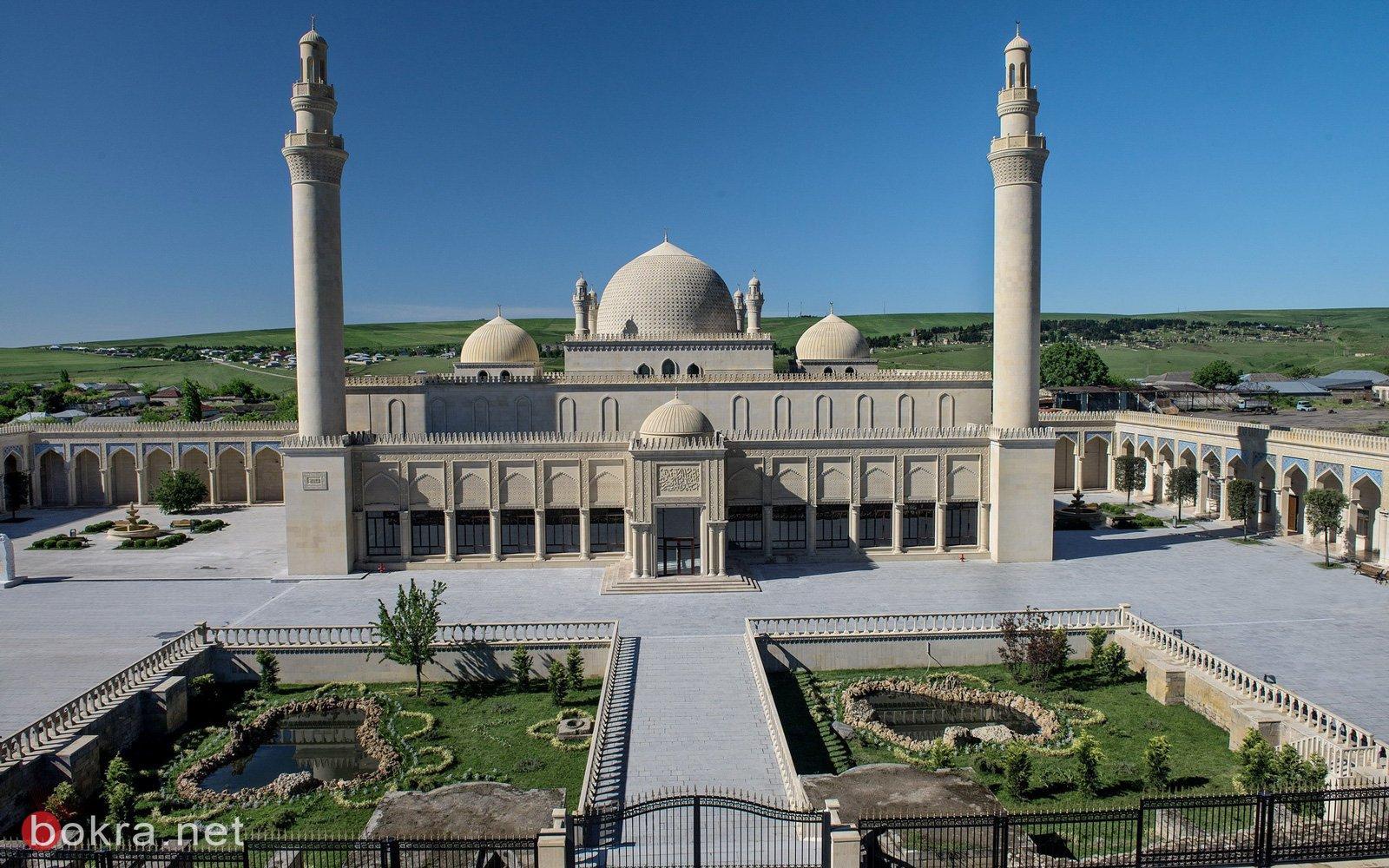 روسيا تعّج باجمل المساجد