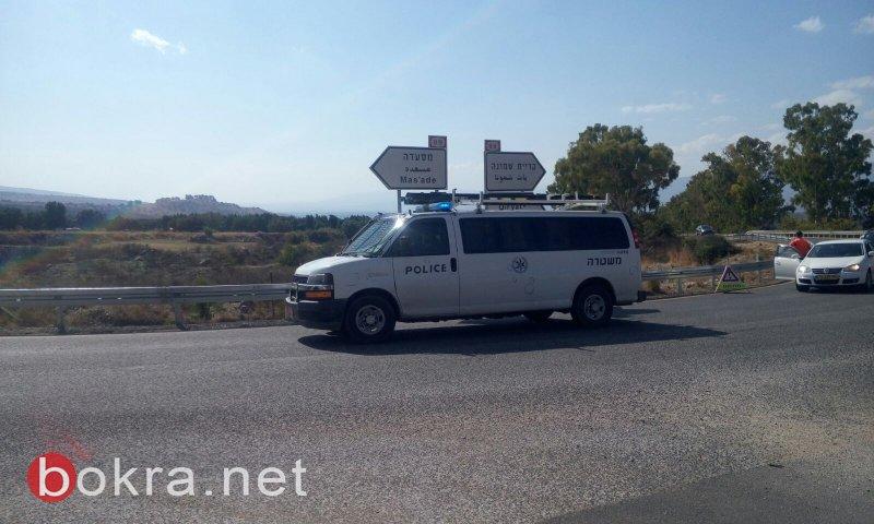 الجولان: توتر على الشريط الحدودي وتجمهر للشبان