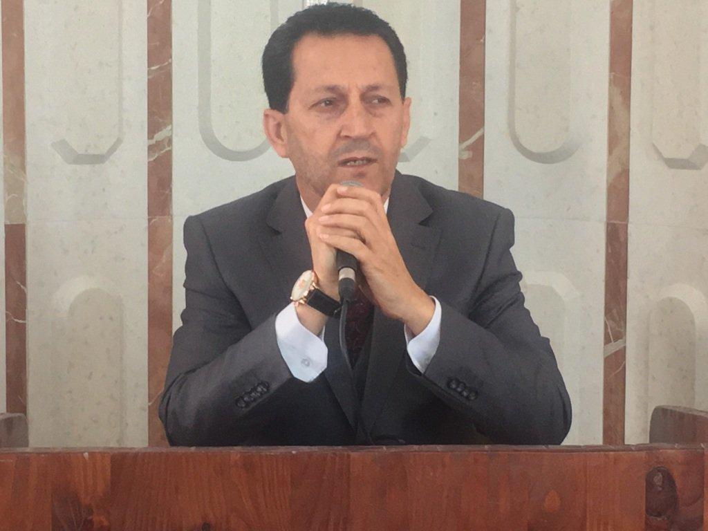 الاحتفال بالمولد النبوي بجامع عمر المختار يافة الناصرة بشعائر الجمعة