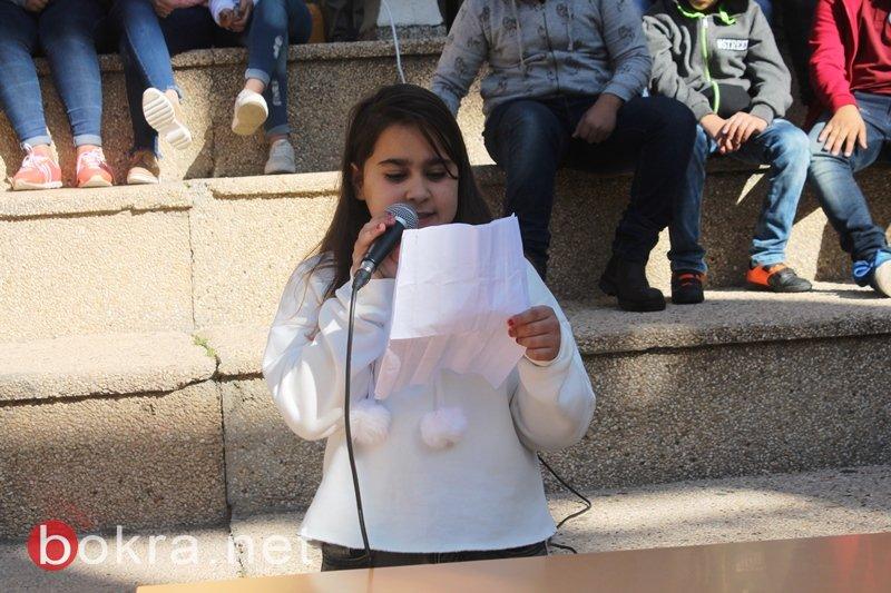 سخنين: إعدادية الحلان تحيي ذكرى المولد النبوي في حفل بهيج
