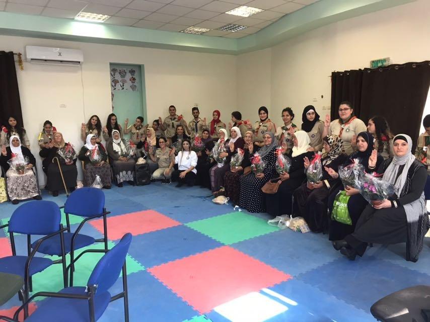قرى الجلبوع تحتفل بالمولد النبوي بمسيرات كشفية