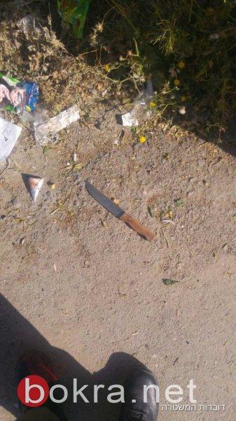 إطلاق النار على شاب فلسطيني بزعم محاولة الطعن في الخليل