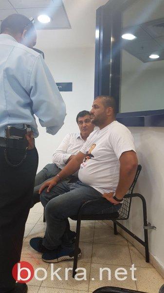 يافا: اطلاق سراح احمد سعدي والشيخ محمود عايش بشروط