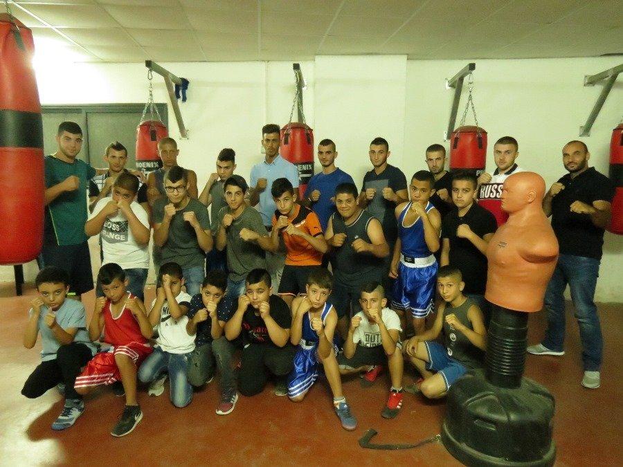 سابقة: العرابي احمد نصار يحصد مدالية دولية في الملاكمة