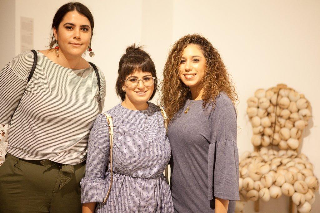 معرض  بعد الطوفان حيفا: اعمال فنية لسبع خريجات من أقسام دراسات الفنون