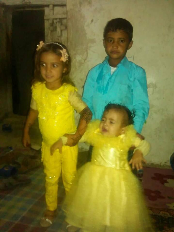 الحوثيون يحتجزون سيدة وأبناءها.. ويهددون طفلاً بالذبح