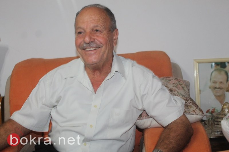 بيزك للبيع رئيس بلدية سخنين السابق محمد غنايم:نحن لم نعط، وانما اخذنا ارض