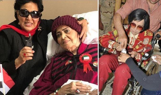 بلغت عامها الـ99 .. ممثلة مصرية من بين أجمل 10 نساء العالم 80967268