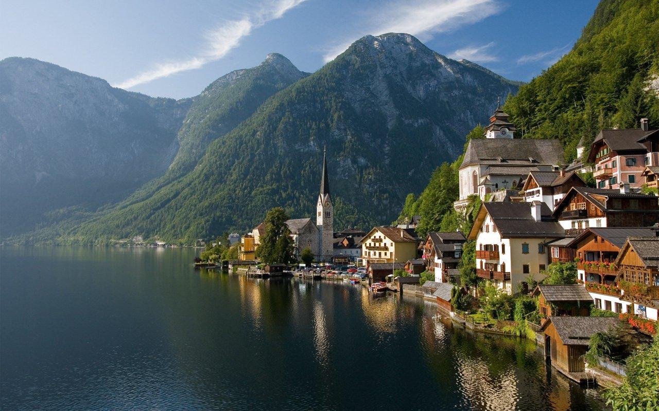 زيارة الى بحيرة هاليشتات سي النمساوية
