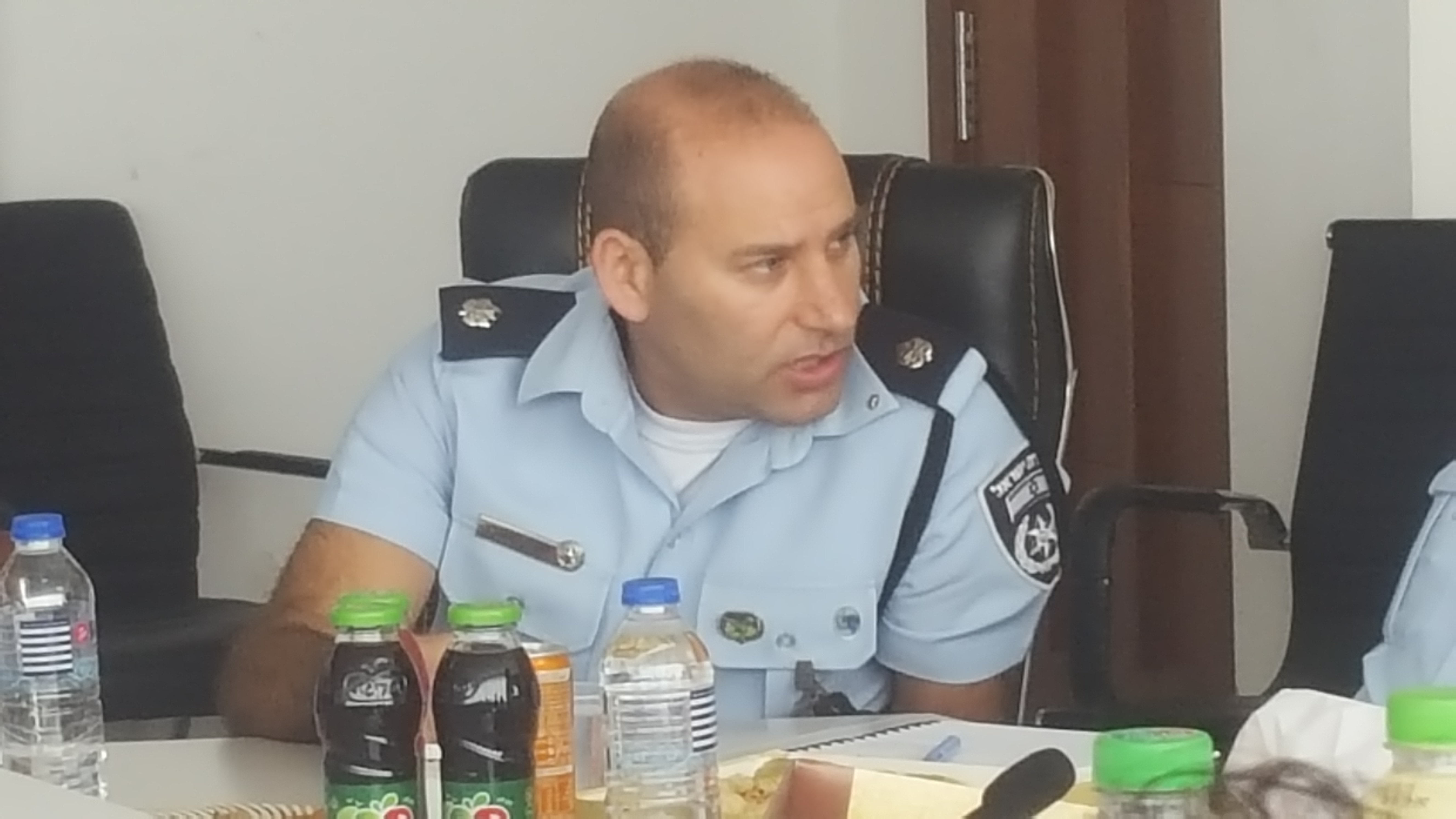 بلدية الناصرة بجلسة مطوّلة مع الشرطة حول عملها في المدينة عام 2018