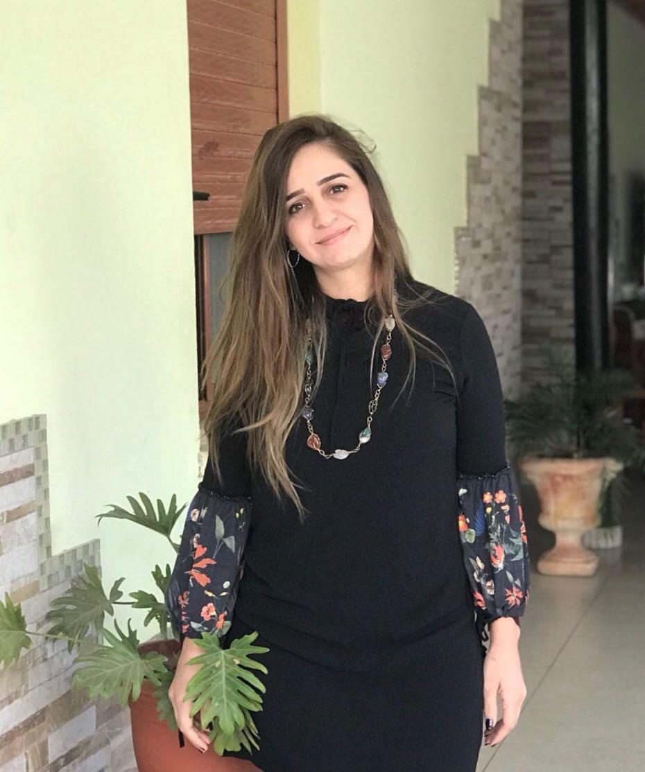 سندس صالح ضمن قائمة نساء بكرا الناجحات لشهر المرأة