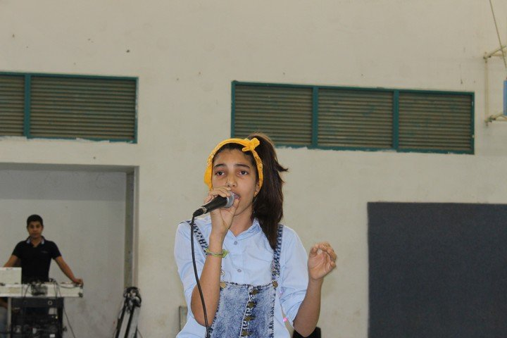 مدرسة وادي النسور الاعدادية ام الفحم تحتفل برمضان