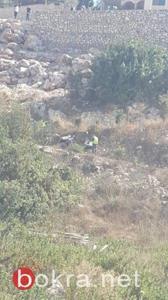 جماهير غفيرة تشيّع جثمان الفتى صهيب محاجنة في أم الفحم