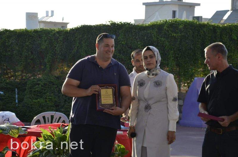 مدارس قرى الجلبوع اختتمت العام الدراسي المميز باحتفالات بهيجة